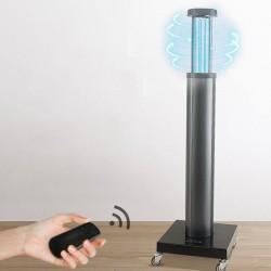Lampa UV-C+Ozon 150W, profesionala , dezinfectie, sterilizare, pentru service auto, vestiare, grup sanitar,birouri, scoli,cabinete medicale
